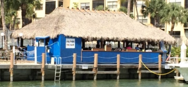 Dolphin Tiki Bar Grill Marco Island Florida